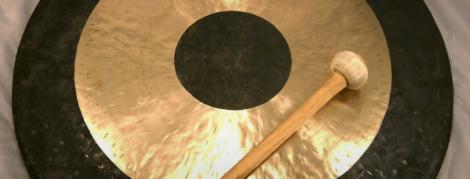 Gong Meditáció Bálványoson